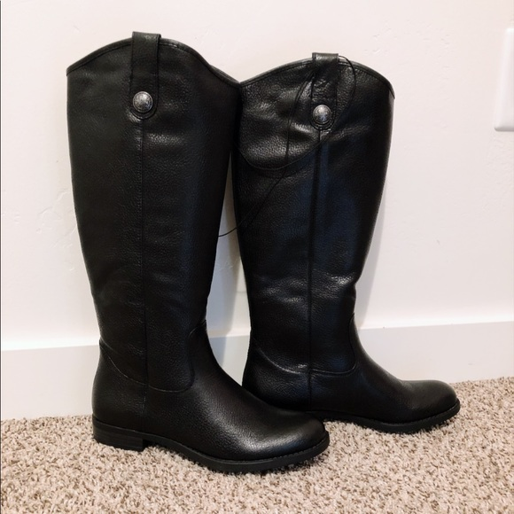 Merona Shoes - NWT🎉 Black Merona Tall Boots